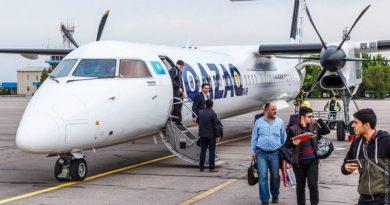 Qazaq Air запускает дополнительный рейс Нур-Султан – Балхаш