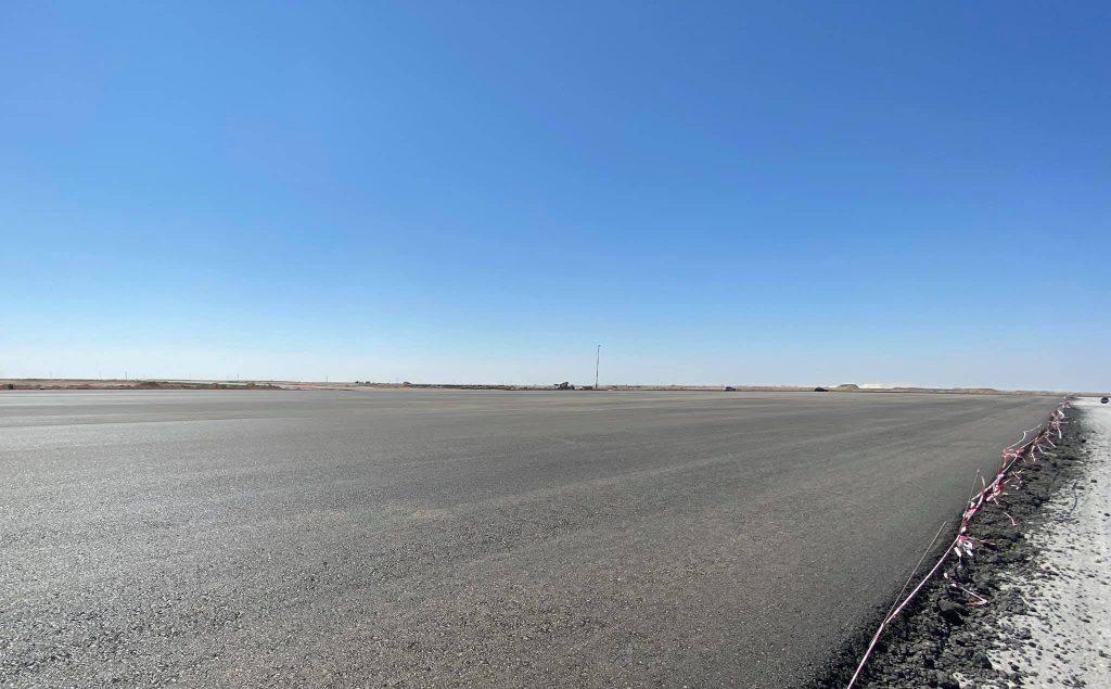 Turkistan International Airport
