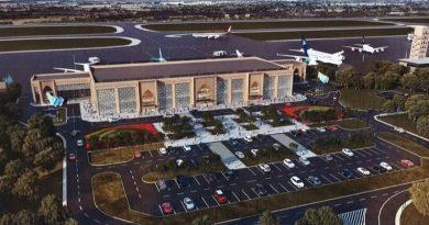 В Туркестане открыли новый аэропорт