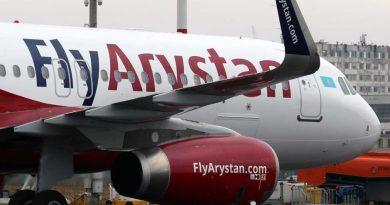 FlyArystan будет больше летать на запад