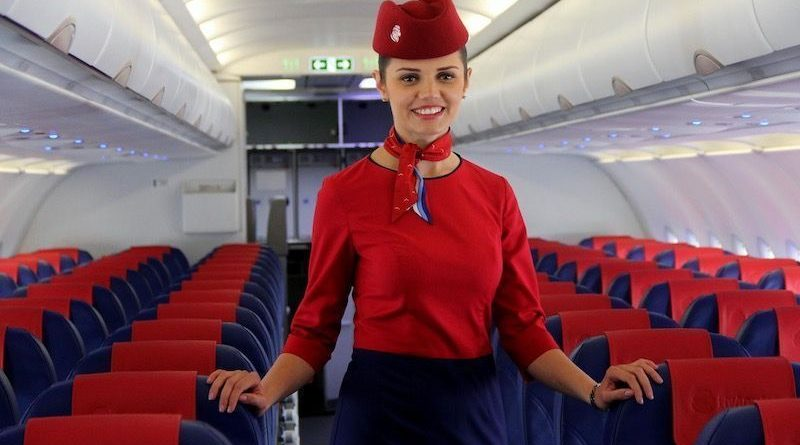 FlyArystan распродает места за 499 тенге