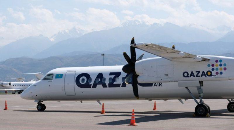 Qazaq Air предлагает скидки на рейсы Атырау – Актау и Атырау – Актобе