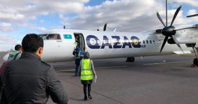 Qazaq Air увеличивает частоты полетов из Нур-Султана в Актобе