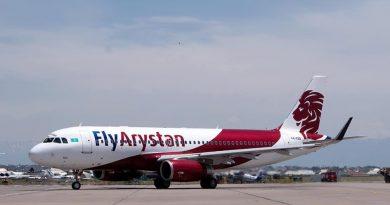 FlyArystan увеличивает количество рейсов Нур-Султан - Кызылорда