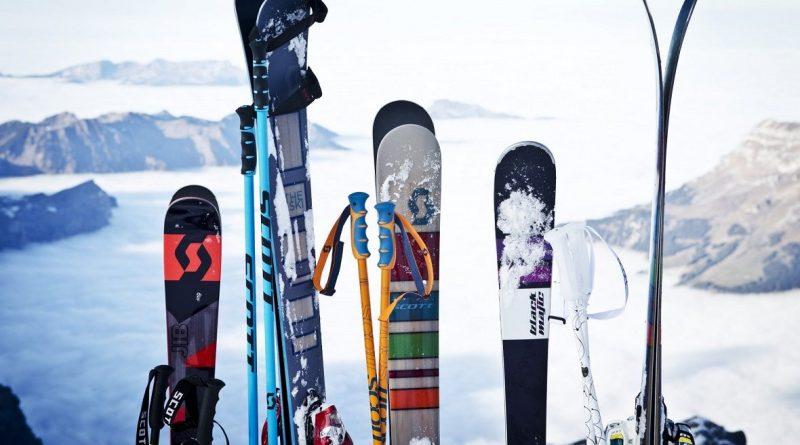 SCAT предлагает бесплатную перевозку лыжного снаряжения