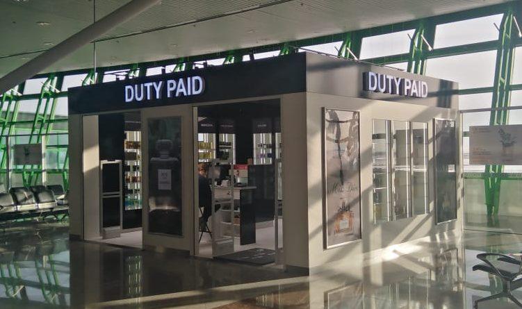 В аэропорту Нур-Султана открылся Duty Paid