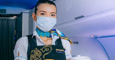 Air Astana третий раз получила высшую оценку APEX