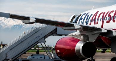 FlyArystan в III квартале перевез 500 тысяч пассажиров