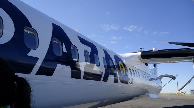 Qazaq Air сократила количество рейсов из Алматы в Тараз