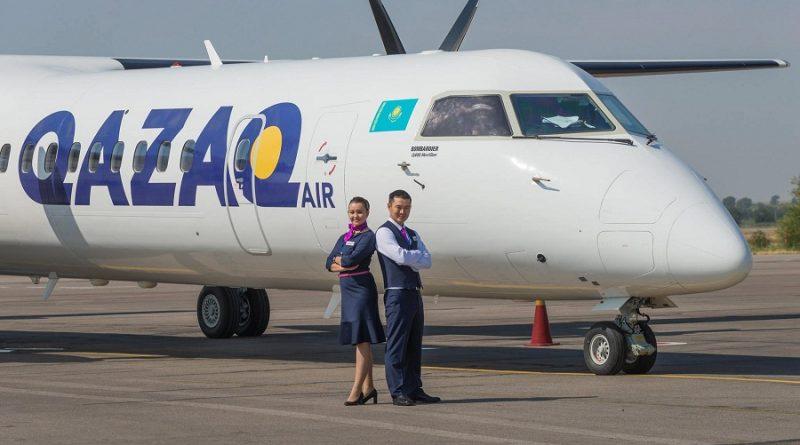 Qazaq Air увеличивает количество рейсов из Нур-Султана в Туркестан