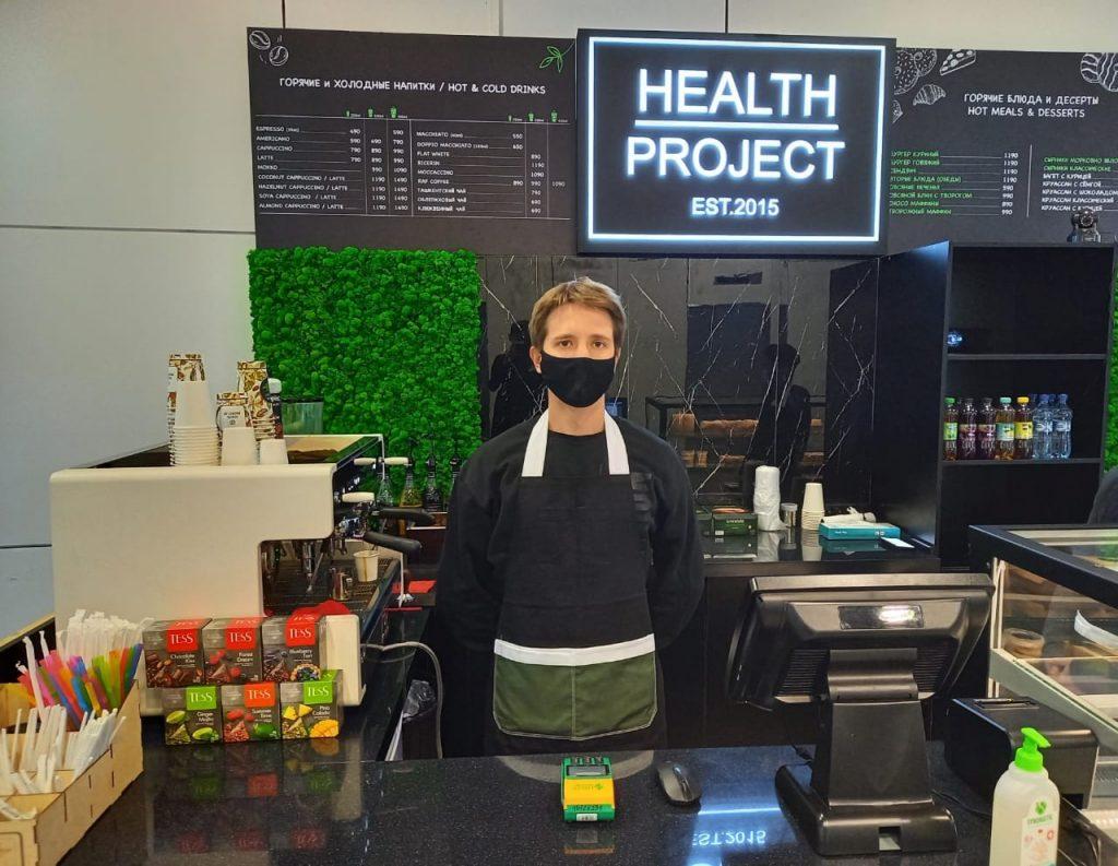 Аэропорт Нур-Султан Health Project
