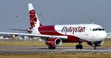 FlyArystan открывает дополнительные рейсы из Алматы в Караганду