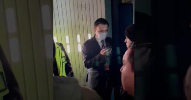 Пассажиры захватили самолет FlyArystan в Алматы