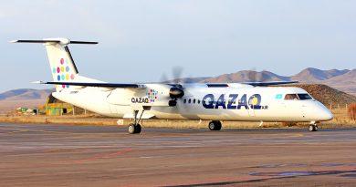 Qazaq Air запускает субсидированные рейсы Караганда – Жезказган