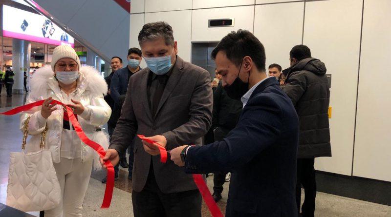 В аэропорту Нур-Султана открылось кафе Health Project