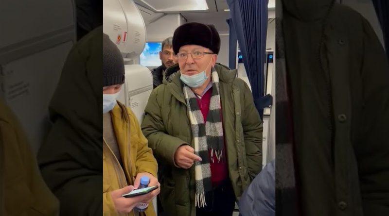 """Во FlyArystan дали комментарий по """"захвату"""" своего самолета в Алматы"""