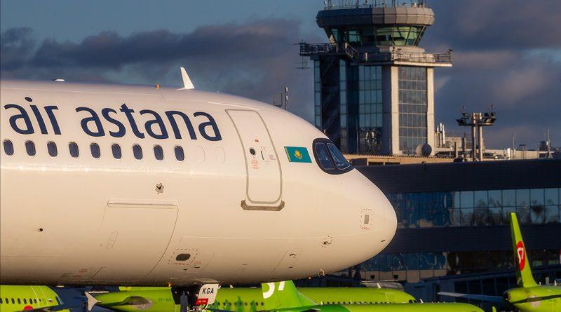 Air Astana увеличила количество рейсов в Москву