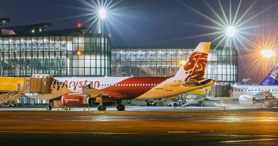 FlyArystan возобновляет рейсы Алматы - Кызылорда