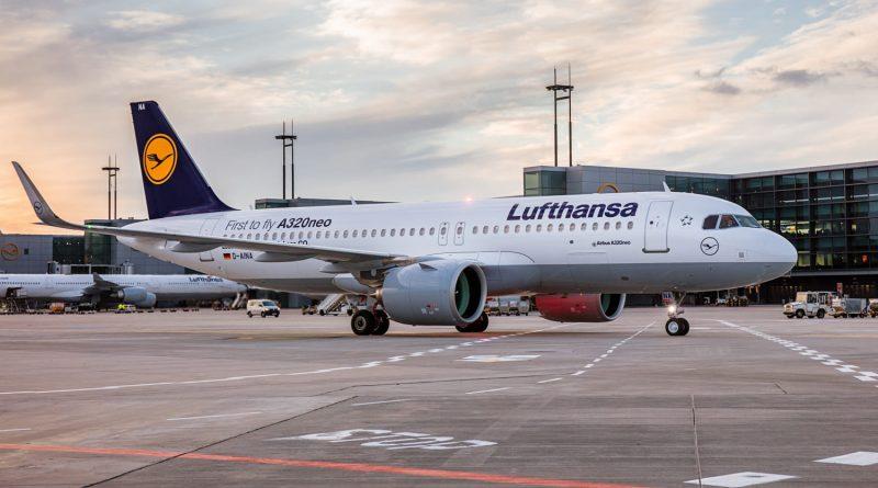 Lufthansa возобновляет полеты в Казахстан