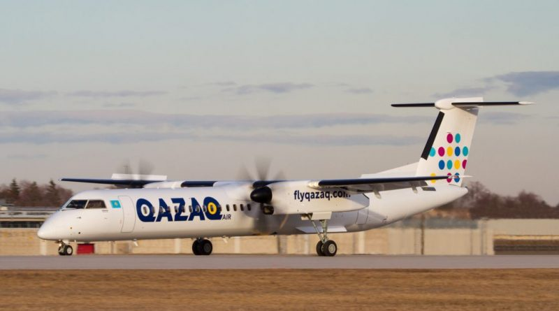 Qazaq Air перестала летать из Нур-Султана в Туркестан