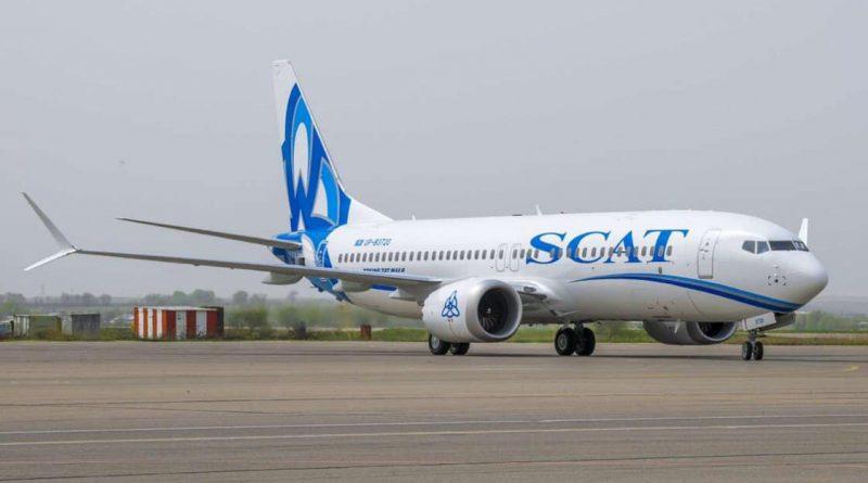 В авиакомпании SCAT проверят Boeing 737 MAX