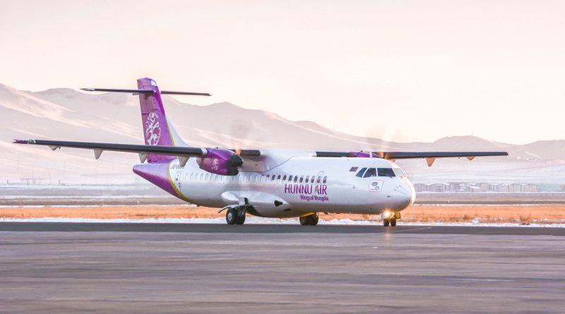 Hunnu Air откроет регулярные рейсы между Казахстаном и Монголией