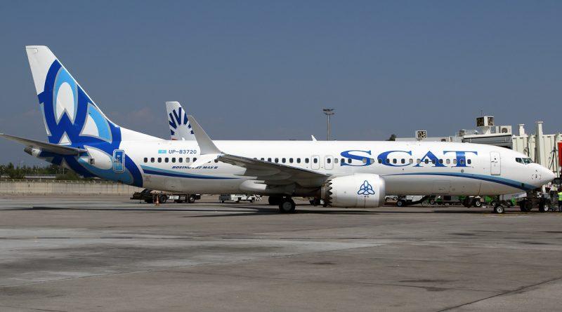 SCAT купит 20 самолётов Boeing