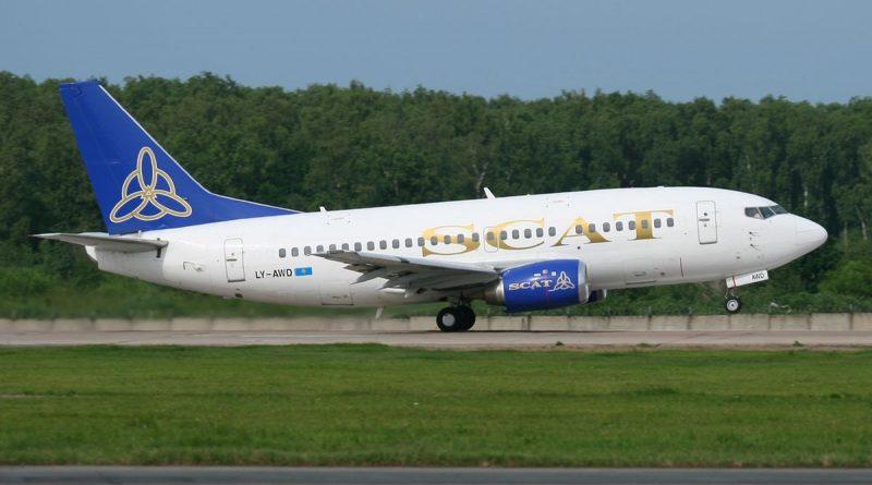 SCAT запускает авиарейсы в Узбекистан