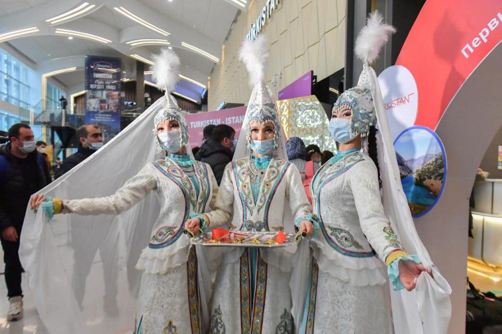 Туркестан – Стамбул купить билет