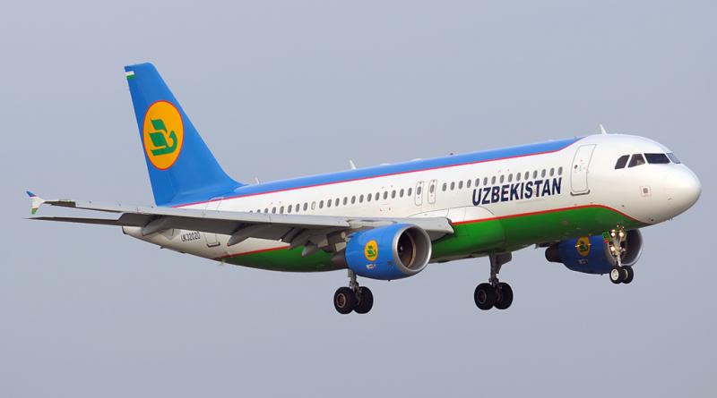 Uzbekistan Airways стала чаще летать из Алматы в Ташкент