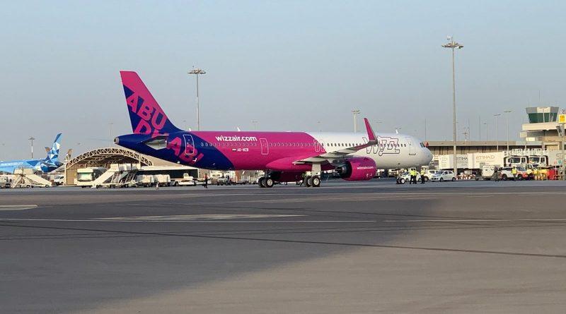 Wizz Air Abu Dhabi начнет летать в Казахстан