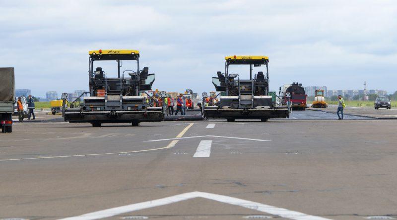 Аэропорт Урджар закрывают на реконструкцию взлетно-посадочной полосы