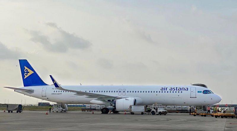 Air Astana открывает новый авиамаршрут Алматы - Батуми