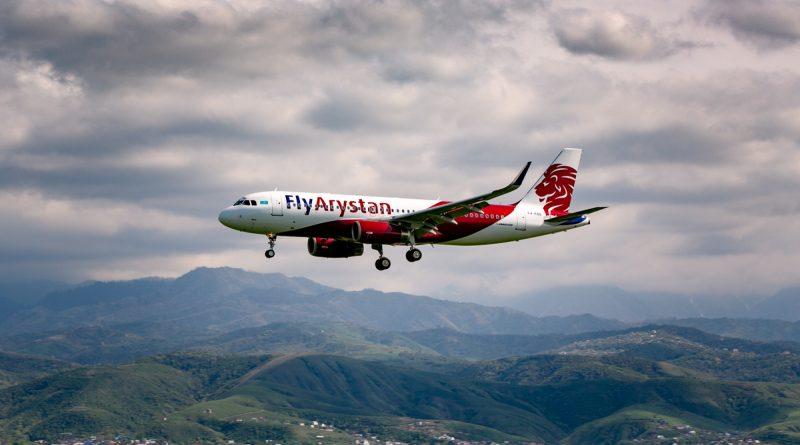 FlyArystan запускает прямые рейсы в Шымкент
