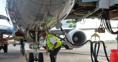 Проверка самолётов