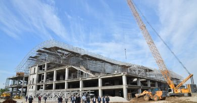 Выполнен первый этап проекта аэропорта Шымкента