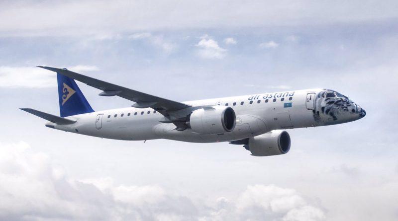 Air Astana возобновляет рейс Атырау – Амстердам