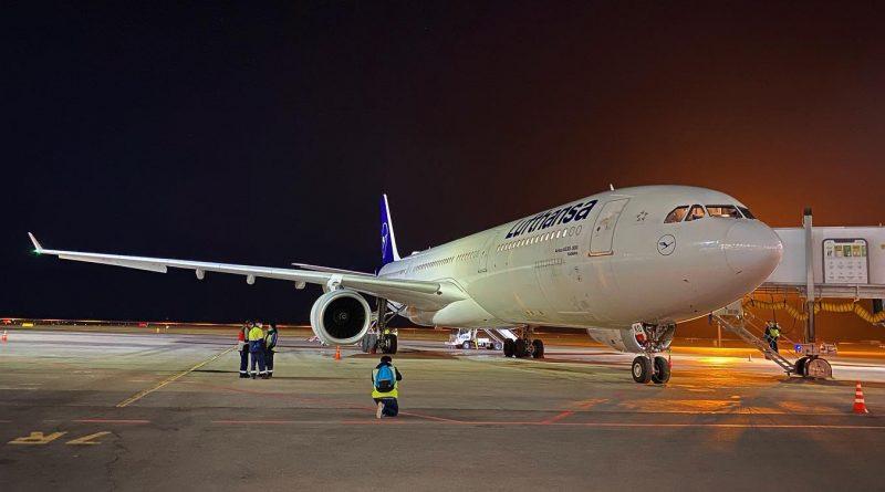 Lufthansa возобновила регулярные рейсы в Казахстан