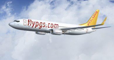 Pegasus Airlines возобновляет авиарейсы Шымкент-Стамбул