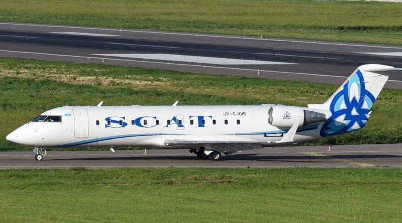 SCAT открывает ежедневные рейсы Алматы – Ушарал