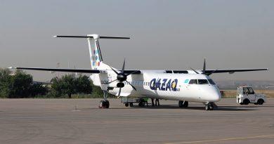 Qazaq Air будет летать в Москву и Новосибирск