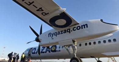 Qazaq Air возобновляет авиарейсы Нур-Султан – Петропавловск