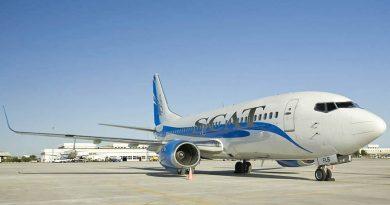 SCAT возобновляет полеты в Армению