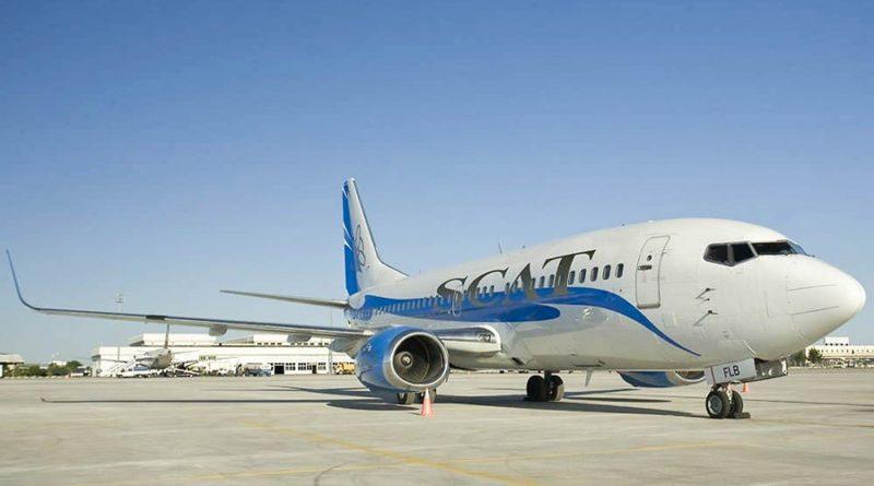 SCAT запускает прямые рейсы в Египет