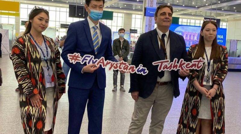 Туркестан – Ташкент авиабилеты