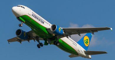 Uzbekistan Airways открывает ещё одно направление в Казахстан