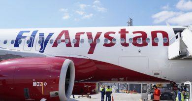 В полиции объяснили задержание пассажира в самолете FlyArystan