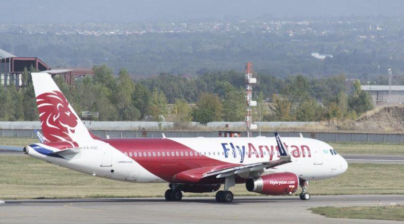 FlyArystan увеличивает количество рейсов Атырау - Актобе