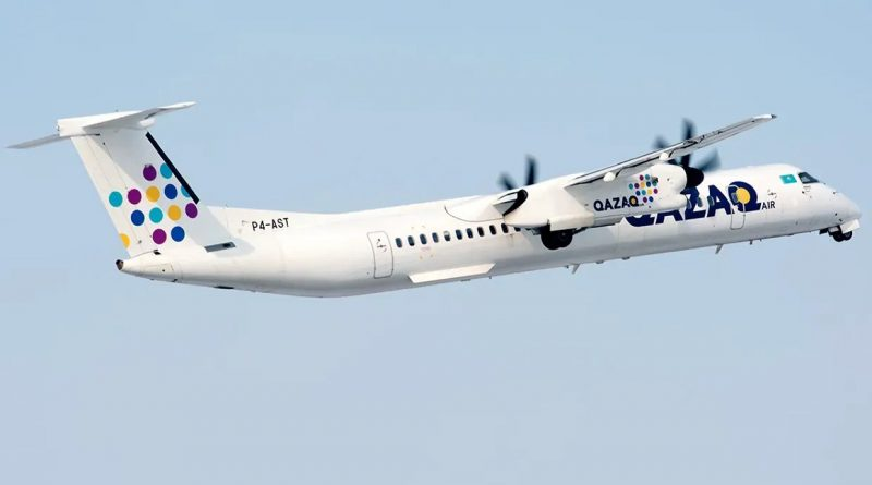 Qazaq Air увеличивает количество рейсов из Алматы в Балхаш