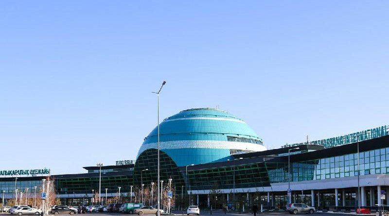 В аэропорту Нур-Султана временно изменено расписание